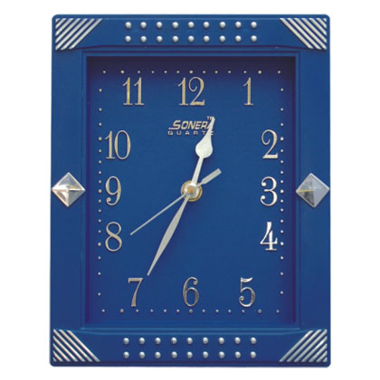 Economic Wall Clock In Gujarat India Sonera Industries