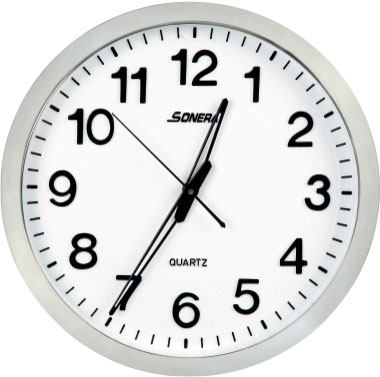 office wall clocks large. 0111 VG (340 X 340 50 Mm) Wooden Office Clocks Wall Large M