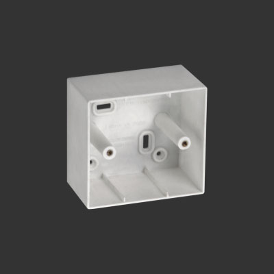 electrical junction box cover for commercial \u0026 residential wirings 1 2 1 \u0026 2 module electrical junction box cover